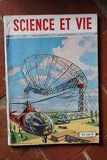 SCIENCE ET VIE N°418 (juillet 1952) Métabolisme basal - Microfossiles - déchets