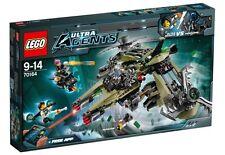 LEGO Ultra Agents 70164 Uragano-agguato NUOVO CONFEZIONE ORIGINALE MISB