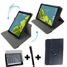Jay-tech PA7062 17,78 cm  Tablet Hülle Tasche + Folie + Pen -3in1 7 Zoll Black