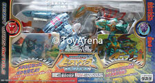 Transformers Beast Wars VS-45 Airazor vs. Quickstrike Takara Action Figure Set