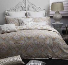 Logan and Mason SHREYA SORBET Double Bed Size Doona Duvet Quilt Cover Set NEW
