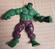 TOY BIZ MARVEL LEGENDS SHOWDOWN INCREDIBLE HULK FIGURE 2005 LOOSE 3.75 INCH