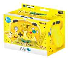 Hori GAME CUBE Controller Pikachu for Nintendo Wii U Japan Game REGION FREE!