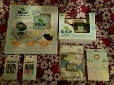 NEW Making Memories Slice Lot Cordless Design Cutter, Hands Free kit, more