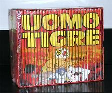 Yamato Video - Dvd - Uomo Tigre Serie Completa Ed. Edicola 29 Dvd