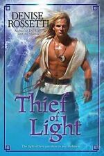 Thief of Light, Denise Rossetti, New Book