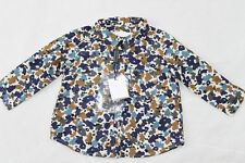 AUTH Burberry Children Boy Flora Shirt 12M