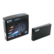 "CIT USB 3.0 External 3.5"" Hard Drive Enclosure"