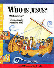 Who is Jesus?: What Did He Do? Why Do People Remember