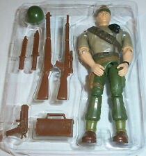 Gi joe Sgt Savage commando 4.5 inch loose figure toy accessory