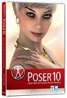 Poser 10 by Smith Micro - Win/Mac - New Retail Box