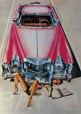 CP / POSTCARD / ILLUSTRATEUR / CAR / VOITURE / BAY 8 PAR A. DANIELS 1979