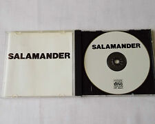 SALAMANDER The ten commandments (UK prog 1971) CD GERMANOFON HF  9537 NMint