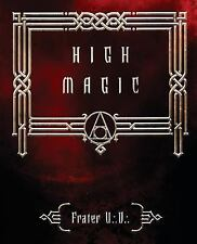 High Magic : Theory and Practice by Frater U. D. (2005, Paperback)