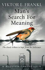 Man's Search for Meaning by Viktor E. Frankl (New Paperback Book)