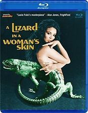 Lizard In A Woman's Skin (Blu-ray Used Very Good)