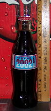 2002 NEW JERSEY SHORE 2002 8 OUNCE GLASS COCA  COLA  BOTTLE