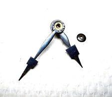 2 aiguilles pour pendule art déco ,horloge,empire,Mouvement,art déco,portique