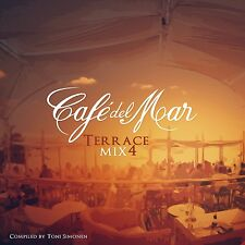 CAFE DEL MAR TERRACE MIX 4 feat. Moby, The Future Sound Of London,Bonobo CD NEU