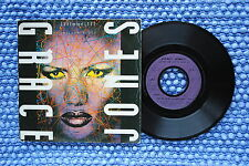 GRACE JONES / SP ( Promo ) CAPITOL 2035497 / 1989 ( F )