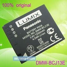 Genuine original Panasonic DMW-BCJ13E DMW-BCJ13PP Battery For BP-DC-10E DMC-LX7