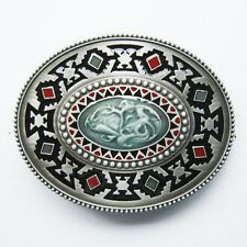 NEW AZTEC INDIAN RODEO WESTERN COWBOY BELT BUCKLE