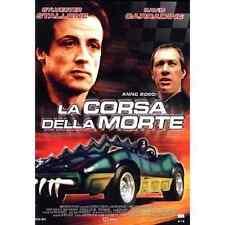 Dvd *** Anno 2000: LA CORSA DELLA MORTE * Stallone NEW