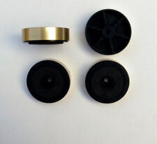 48mm Gold Feet x 4 for HiFi Amplifier Cabinets