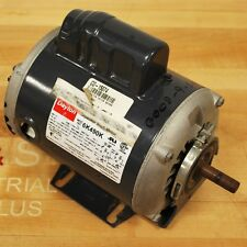 Dayton 6K490K Capacitor Start Motor. Hp:1/3, Rpm:1725, Frame:48 - USED
