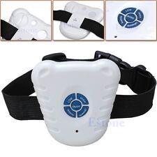 Ultrasonic Pet Dog Stop Barking Anti Bark Training Trainer Device Control Collar