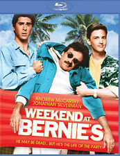 WEEKEND at BERNIE'S (Blu-Ray Disc),    BRAND NEW & SEALED!!    (FREE SHIPPING!!)