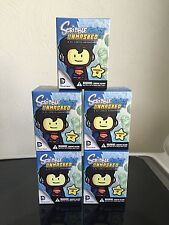 {NEW} Lot of 5 - SCRIBBLENAUTS UNMASKED DC COMICS FIGURES - Series 4