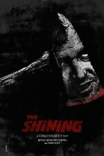 POSTER THE SHINING STEPHEN KING HORROR JACK NICHOLSON STANLEY KUBRICK DVD FILM 2