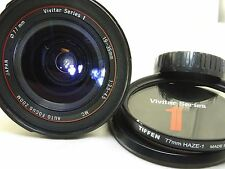 Vivitar 19-35mm f3.5-4.5 AF Lens -  for SONY A mount SLR A58 a37 a57 a33 cameras