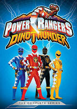 Power Rangers Dino Thunder: The Complete Series, New DVDs