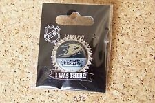 2015 Stanley Cup Playoffs I Was There pin NHL SC Anaheim Mighty Ducks
