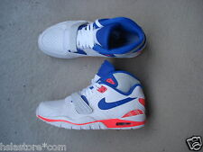 Nike Air Trainer SC II 44 White/gm ryl-LSR crmsn-PR pltn