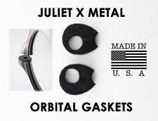 Oakley Juliet Orbital Gaskets X Metal Rubber Replacement Lens Gasket Shocks