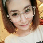 Large Oversized Squared Aviator Retro Clear Lens Nerd Frames Glasses Hipster Hot