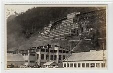 A.J.G.M. Co's MILL, JUNEAU: Alsaka USA postcard (C21637)