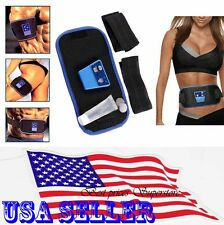AB Gymnic Slimming Body Muscle Arm leg Waist Massager Belt Fat Burner GEL BOTTLE