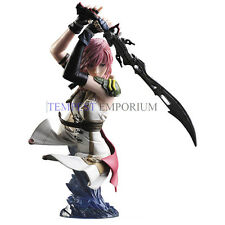 Final Fantasy Lightning Static Arts Bust Official Merchandise Brand New FF13