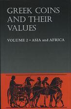 Monedas griegas y sus valores Vol 2 Asia-África
