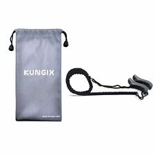 KUNGIX Chain Saw Portable Folding Pocket Survival Hand Chainsaw With Cutting Tee
