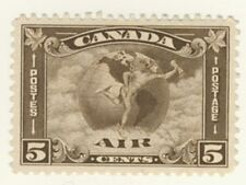 Canada Stamp Scott # C2 5-Cents Air Mail MLH