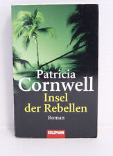 Insel der Rebellen, Patricia Cornwell, Roman