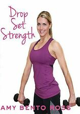 DROP SET STRENGTH WORKOUT - DVD - Region Free