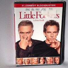 DVD Little Fockers (ROBERT DeNIRO/BEN STILLER/OWEN WILSON) NEW MINT SEALED