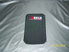 """P.A.C.A. Body Armor bullet proof vest Soft Truma Plate 5""""X8"""" Plate 9.1 MM Thick"""