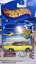 Hot Wheels '70 Plymouth Roadrunner 2002-110 (9977)